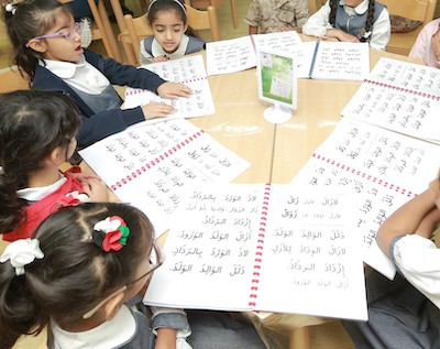 Improving Arabic Reading Fluency: Results from Iqra, an Early-Grade Reading Intervention in Ras Al Khaimah