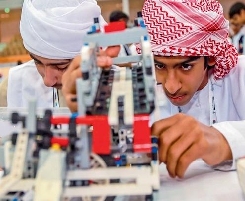 جامعات الأطفال: دعوة لإلهام الجيل القادم في دولة الإمارات العربية المتحدة