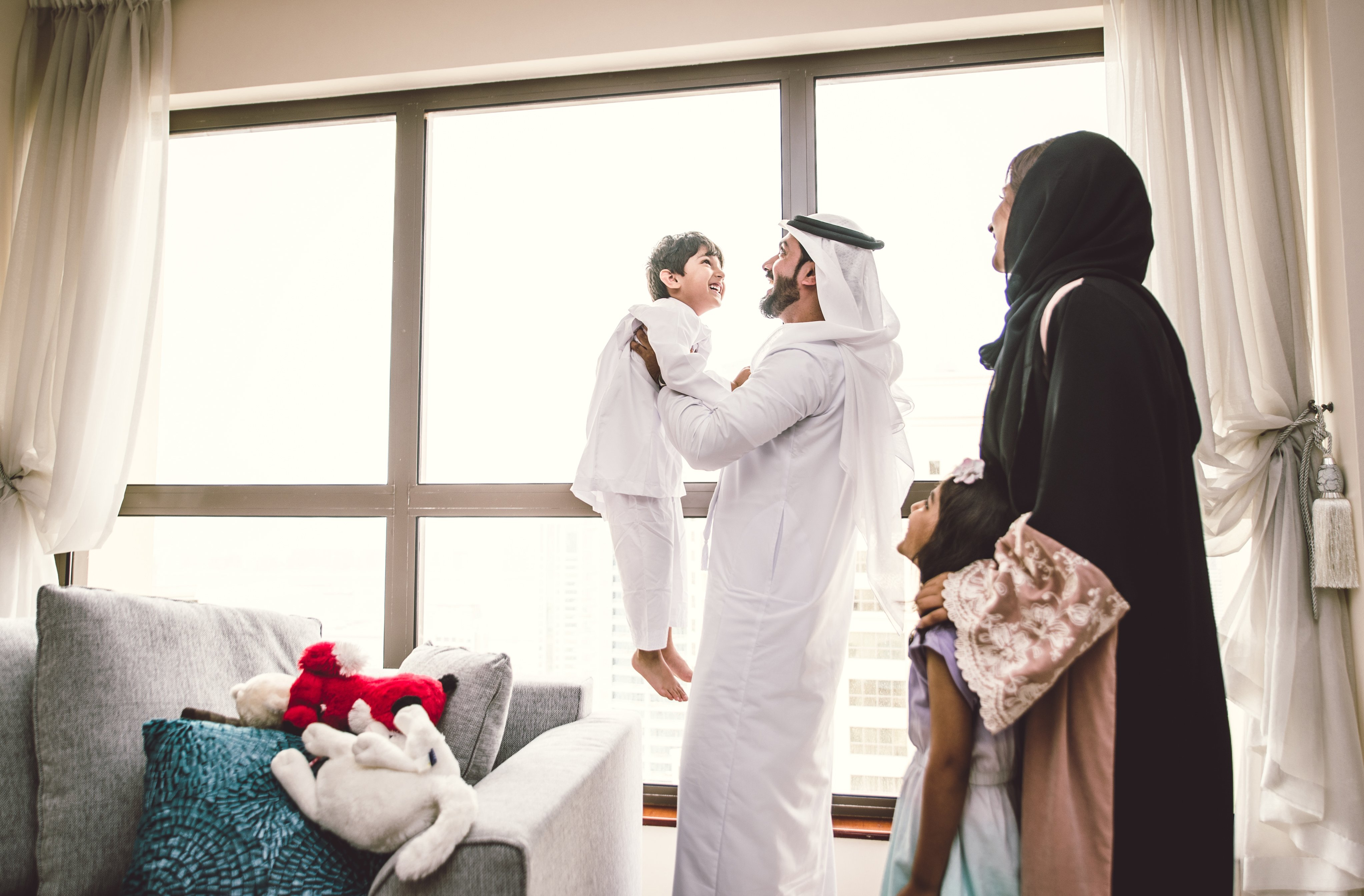 Parental Involvement and the Impact of Fathers on the Education and Career Aspirations of Emirati Youth