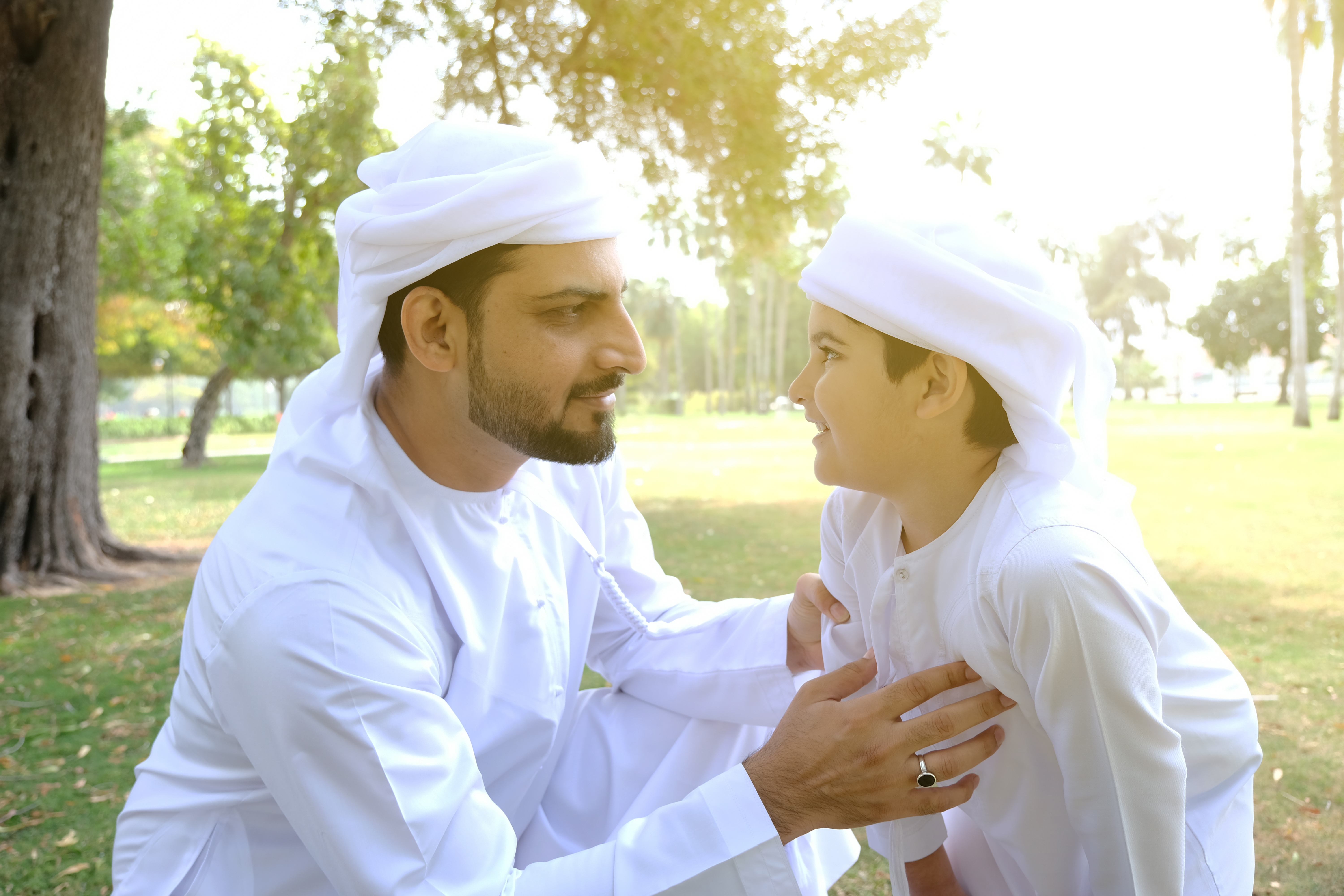 Father Involvement and Education in the GCC